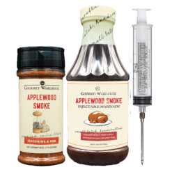 applewood smoke injectable marinade and spice rub