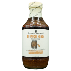 Bourbon Honey Marinade