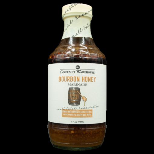 Bourbon Honey Marinade