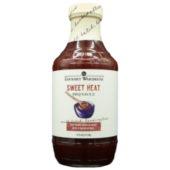Sweet Heat craft BBQ Sauce