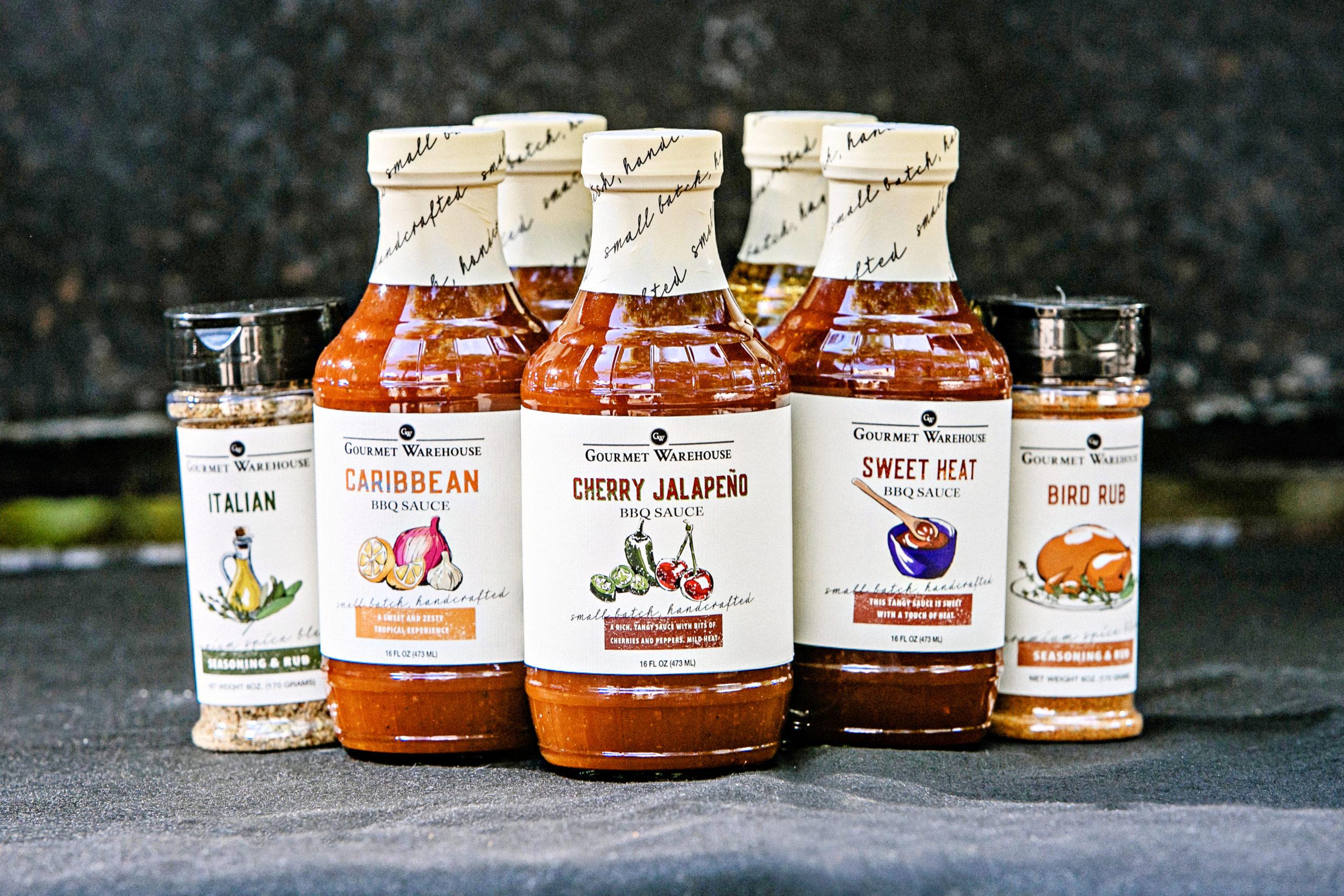 GW BBQ Sauces